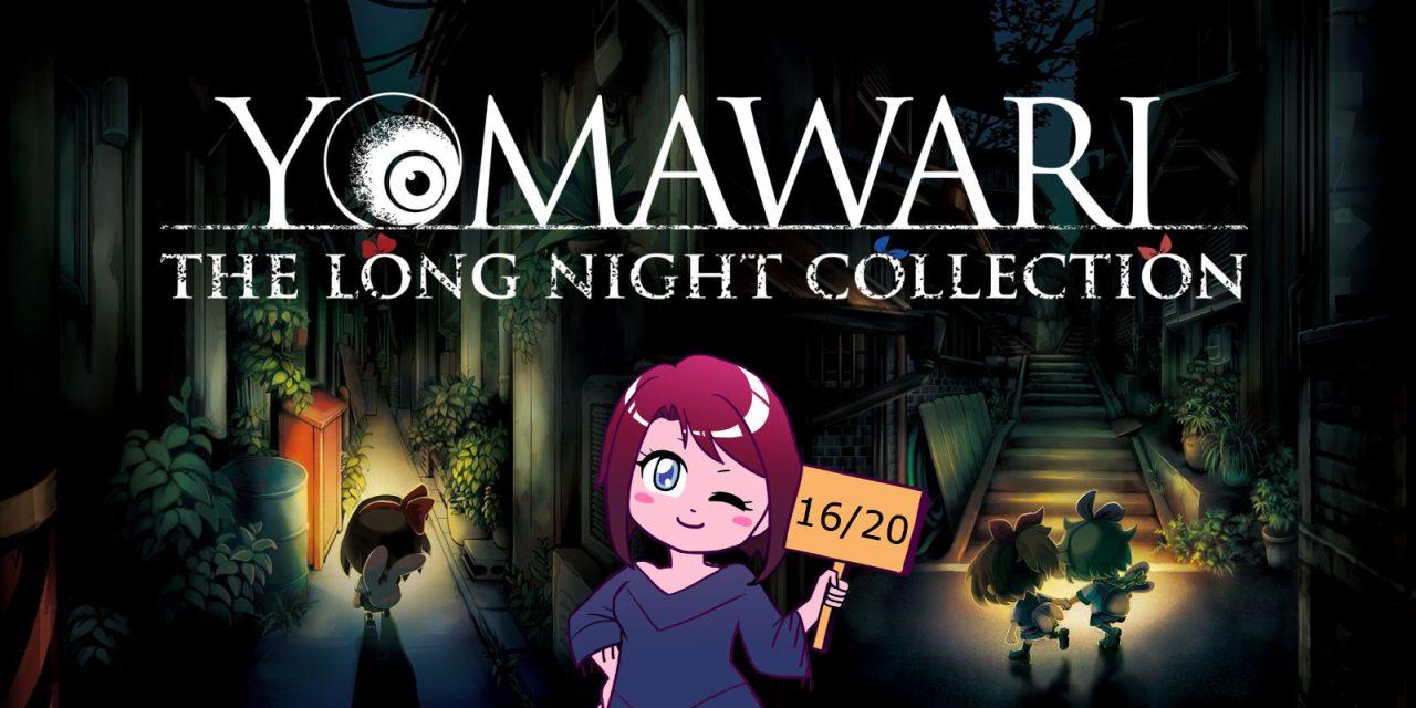 Mon premier jeu d'horreur : Yomawari – night alone