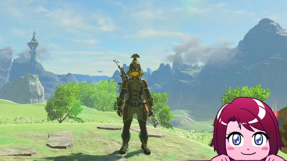 Zelda Breath of the Wild – Guide des armures n°4