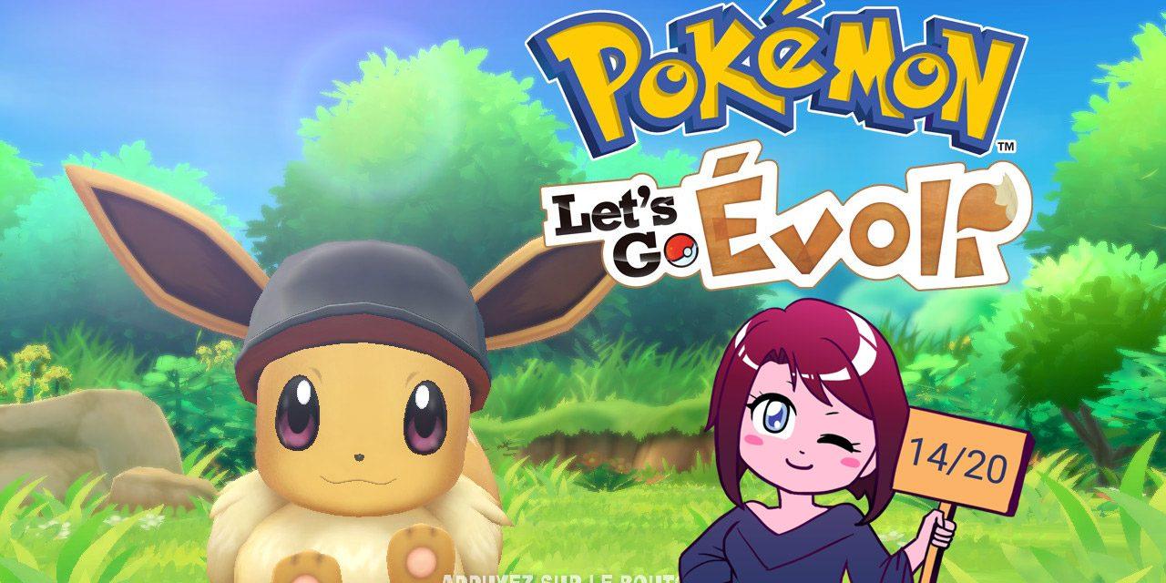 Retour à Kanto avec Evoli : je teste Pokemon Let's Go !