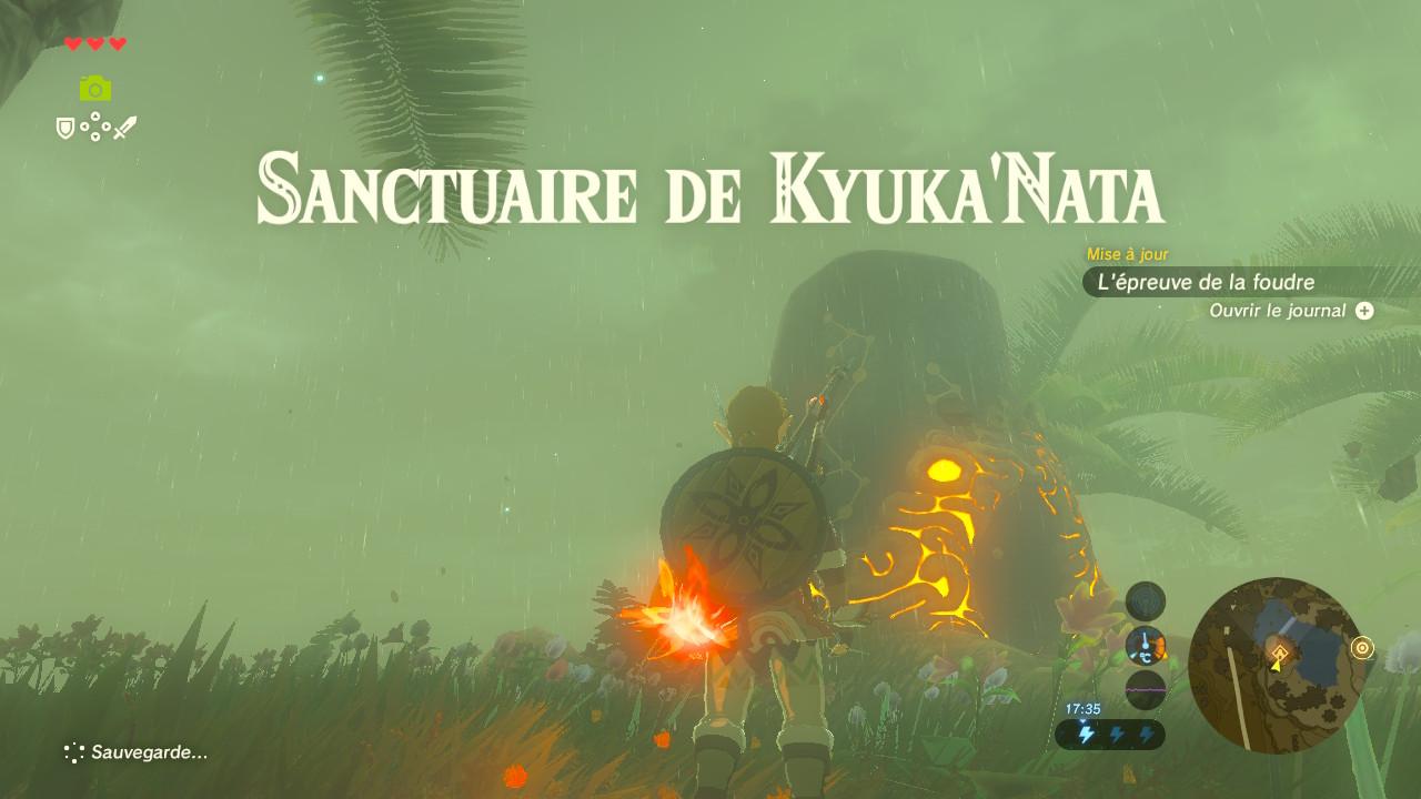 Sanctuaire - Kyuka'Nata