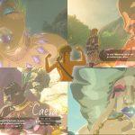 Zelda Breath of the Wild – Les fontaines des Grandes Fées