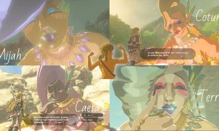 Zelda Breath of the Wild – Les fontaines des Grandes Fées