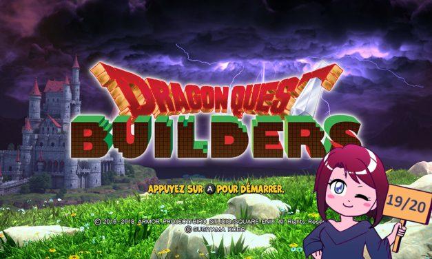 Dragon Quest Buidlers : mon coup de cœur 2018