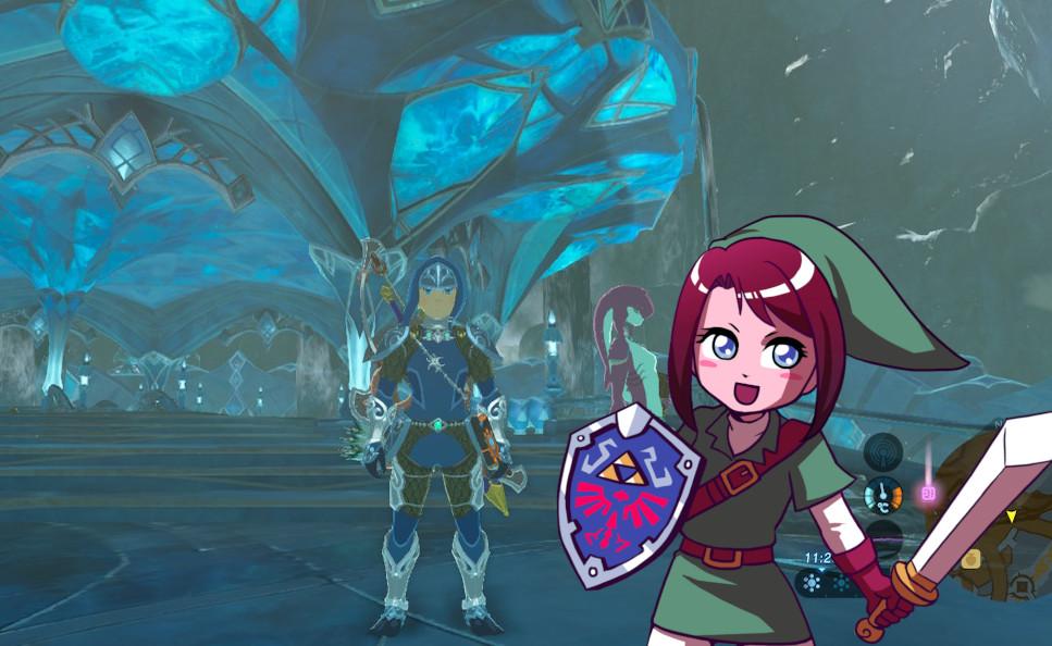Zelda Breath of the Wild – Guide des armures n°7