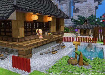 DQB - pack hotto stuff - jardin japonais