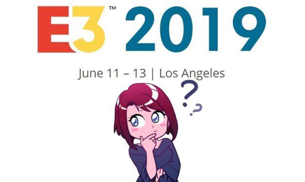 E3 2019 : ce que je retiens