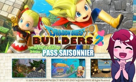 Sortie imminente de Dragon Quest Builders 2