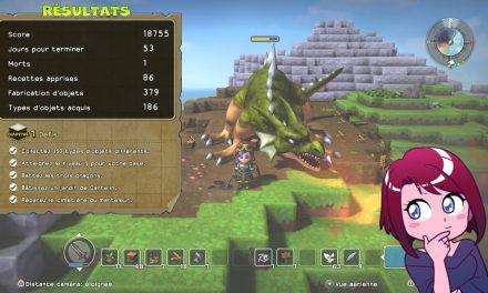 Dragon Quest Builders : défis du chapitre 1