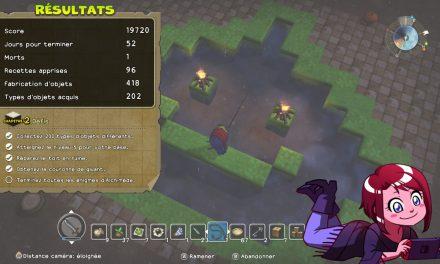 Dragon Quest Builders : défis du chapitre 2