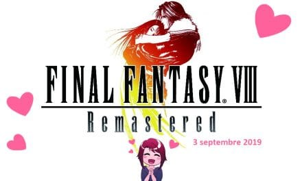 Final Fantasy VIII Remastered arrive sur Switch