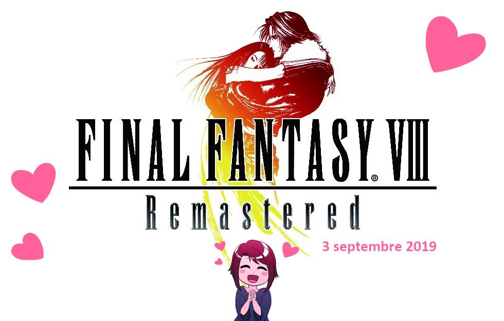 Final Fantasy VIII Remastered arrive sur Switch