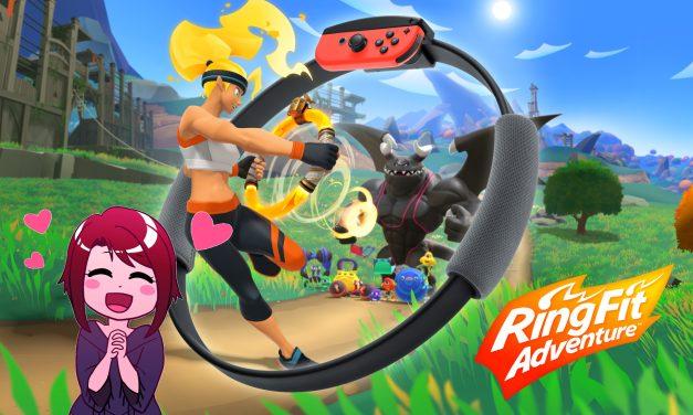Un nouveau jeu pour faire du sport sur Switch !