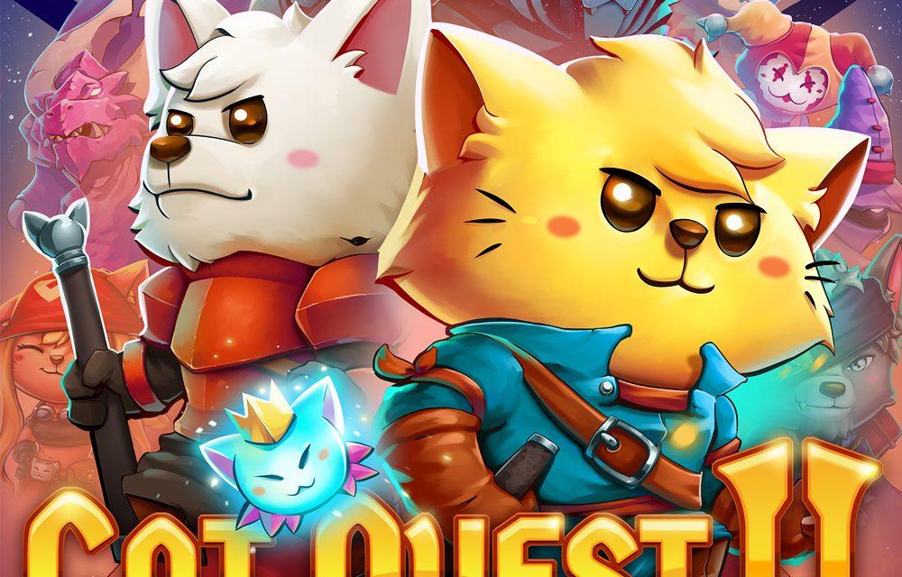 Cat Quest et Cat Quest 2 débarquent en version boite avec des bonus !