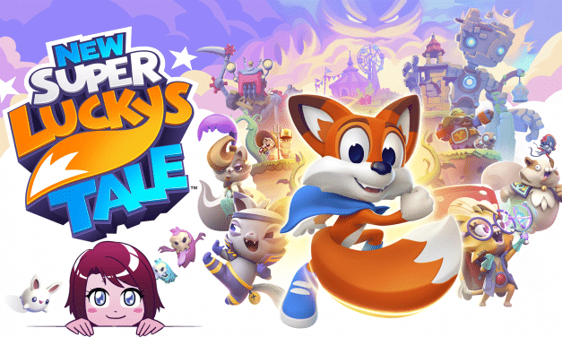 New Super Lucky's Tale arrive sur Switch !