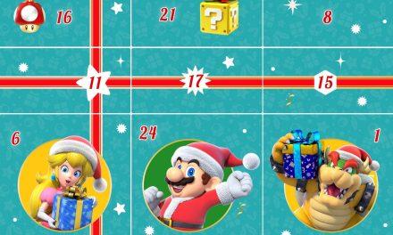 Calendrier de l'avent Nintendo !