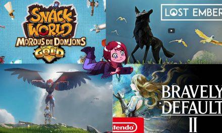 Les jeux que j'attends sur Nintendo Switch en 2020 !