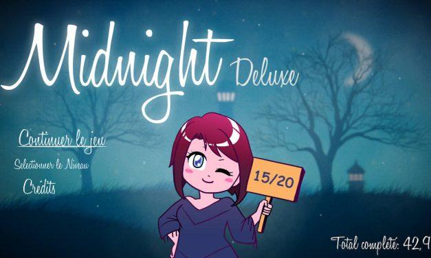 Midnight Deluxe, mon petit jeu détente
