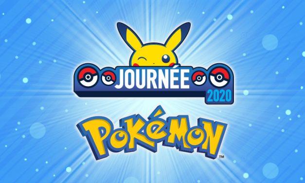 Petit topo news Pokemon Janvier et Février 2020 !