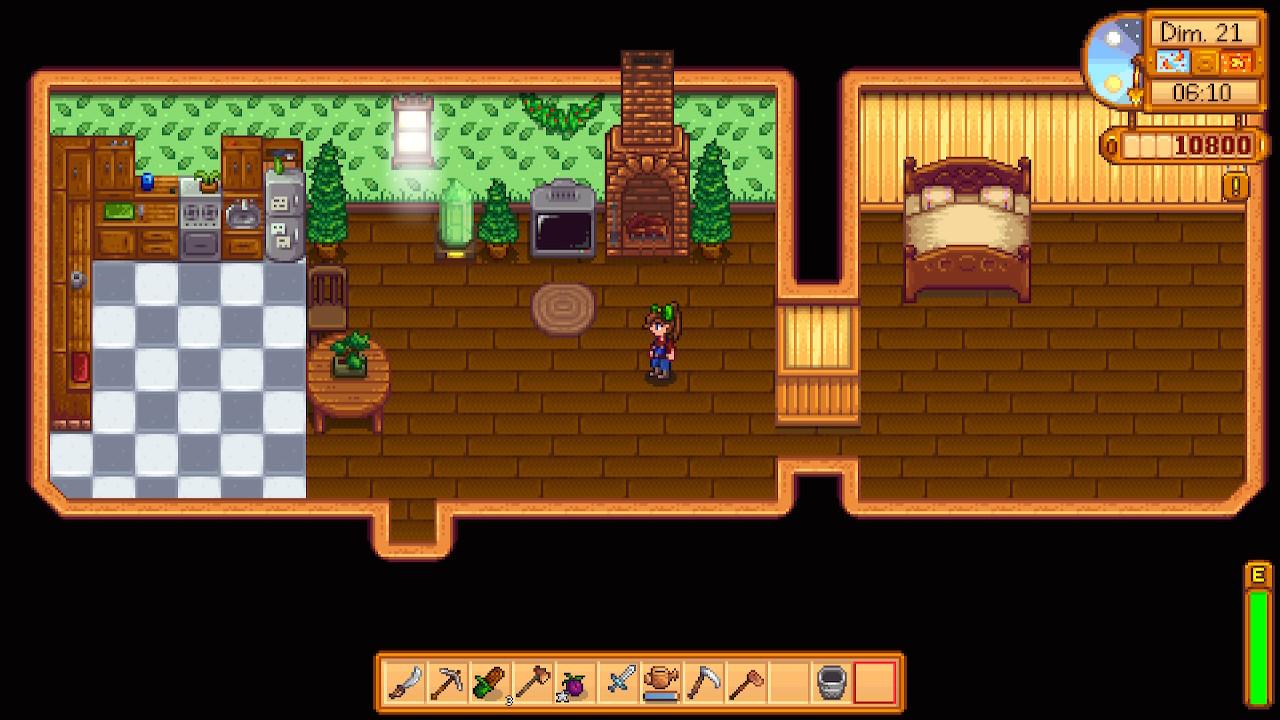 Amélioration de la maison