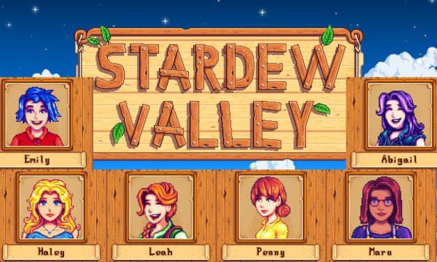 Guide 1 : Les demoiselles célibataires à Stardew Valley