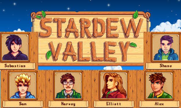 Guide 2 : Les jeunes hommes célibataires de Stardew Valley