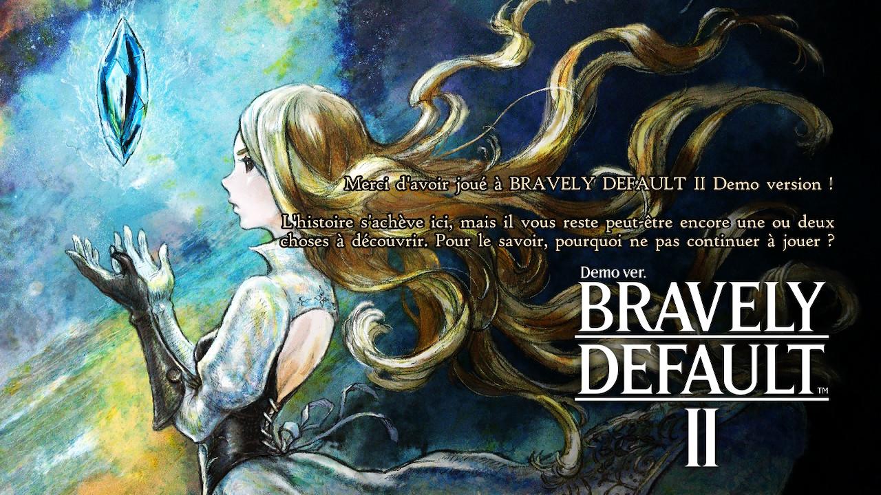 Mon retour sur Bravely Default II