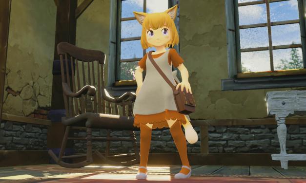 Présentation de Giraffe and Annika sur Nintendo Switch