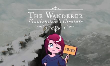 Test : The Wanderer – Frankenstein's Creature