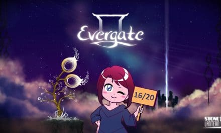 Evergate, un plateformer/puzzle exigeant !