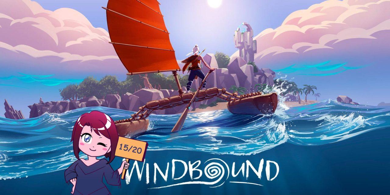 Test : Windbound une belle aventure au milieu de l'océan !