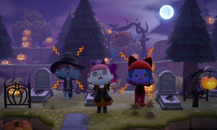 Halloween et l'automne arrive sur Animal Crossing !