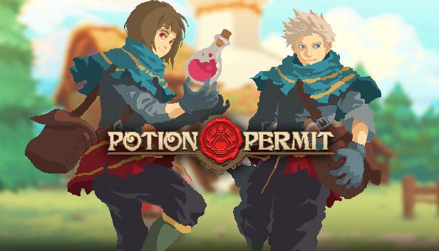 Potion Permit arrive l'année prochaine sur Switch !