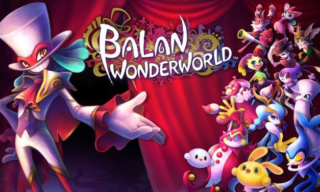 Balan Wonderworld un jeu énigmatique qui arrivera sur Nintendo Switch l'an prochain