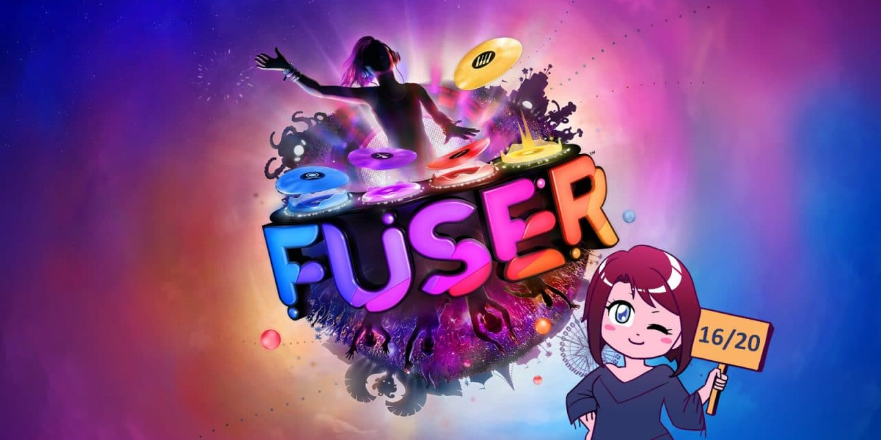 Fuser : devenez DJ grâce à votre Nintendo Switch ?