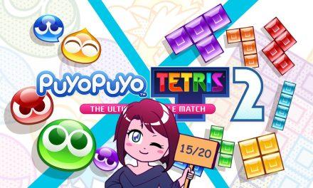 Puyo Puyo Tetris 2, un jeu complet qui fait remonter des souvenirs !