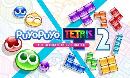 Puyo Puyo Tetris 2 débarque sur Switch !
