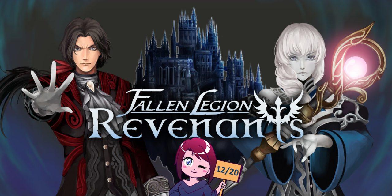 Test découverte de Fallen Legion Revenants