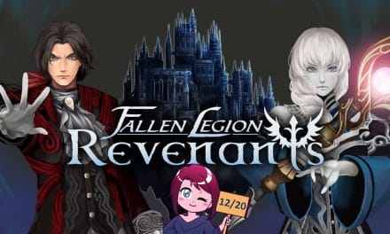 Test découverte de Fallen Legion Revenants