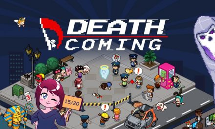 Test de Death Coming : mon petit jeu défouloir du moment